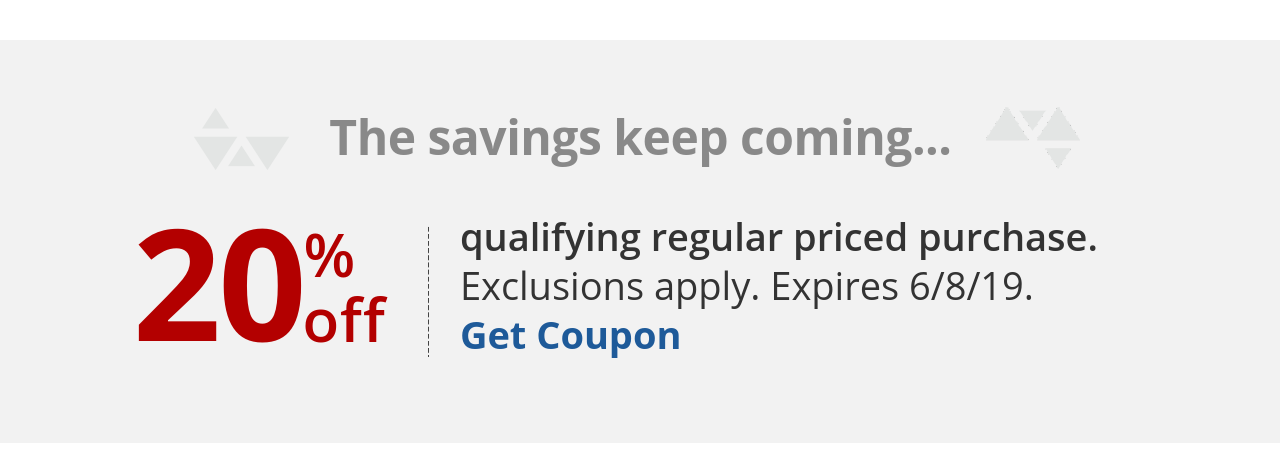 Global Coupon Offer - Optimized
